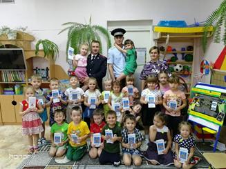15 ноября 2019 года в МДОУ ЦРР - детский сад №12 «Теремок» прошли Акции