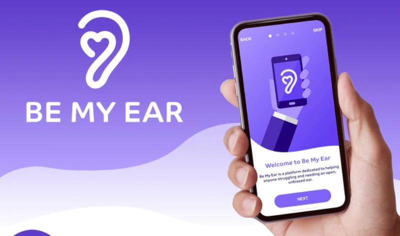 Be My Ear: Affordable Online Mental Healthcare for All