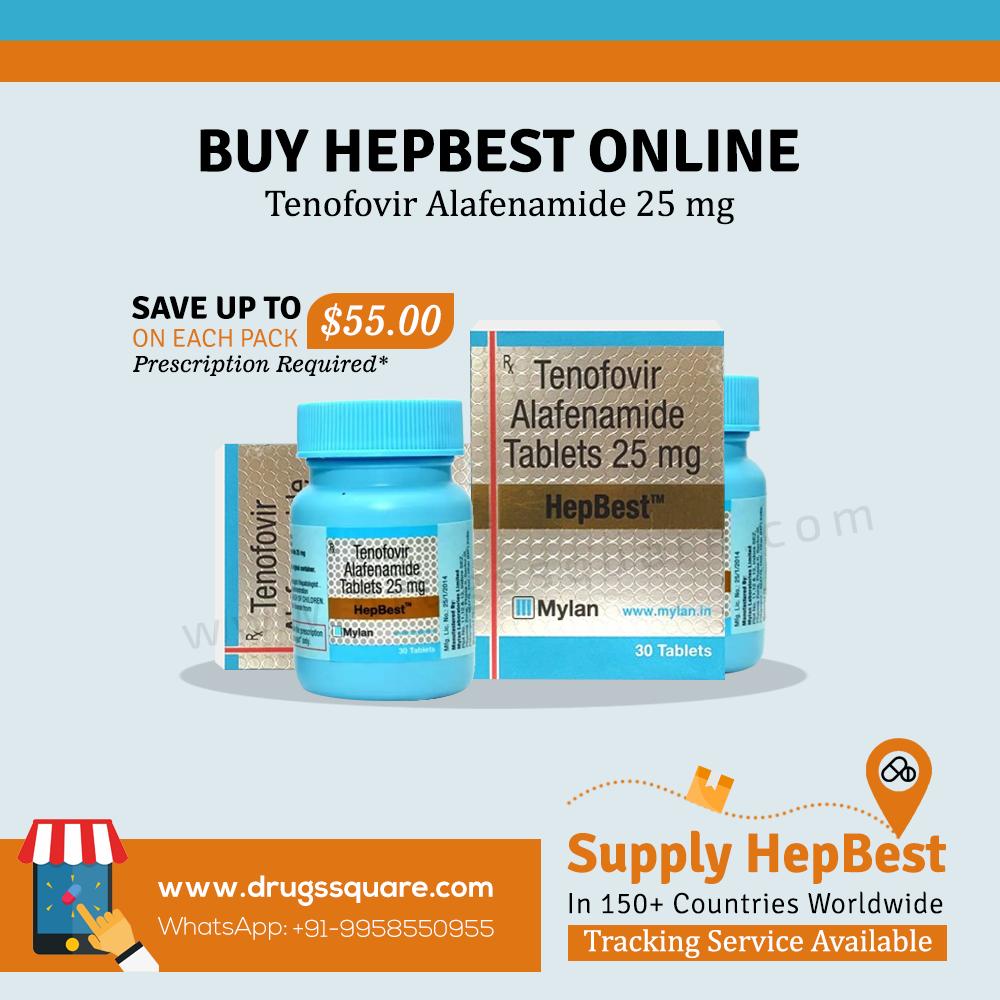 Hepbest Price in India