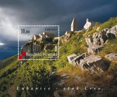 2010. year LUBENICE-OTOK-CRES-BLOK