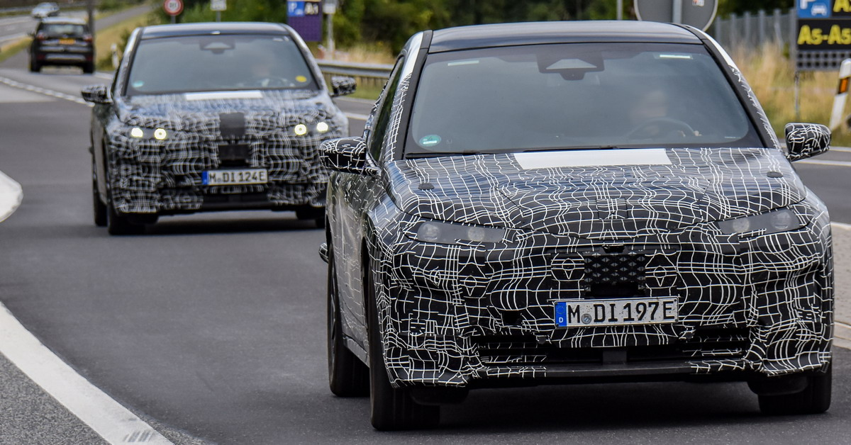2020 BMW i6/iNEXT/iX8/iX 41