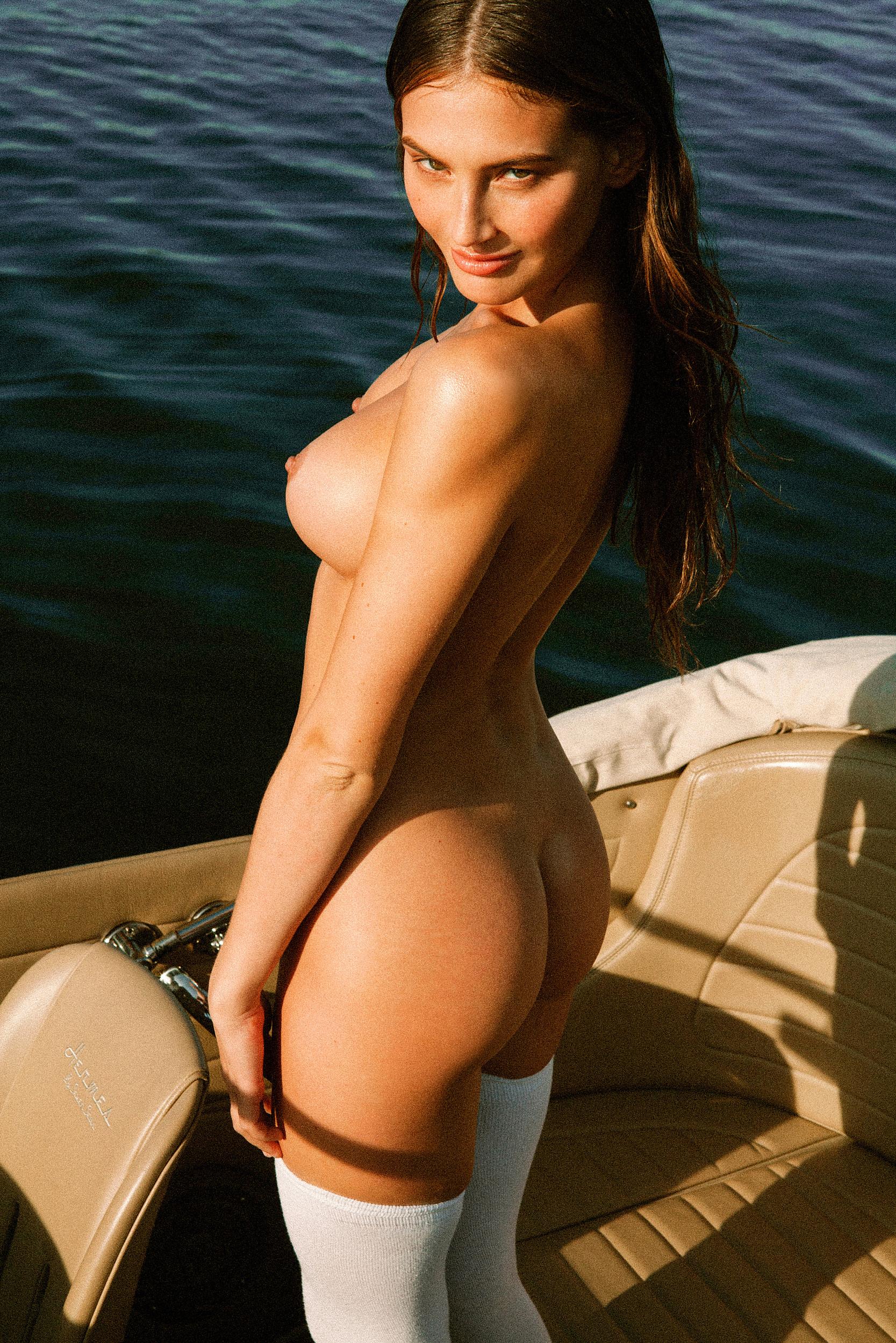 Nackt Olga Riazanova  Who is