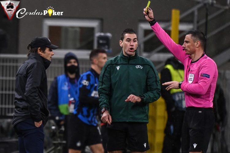 Saat Antonio Conte Beradu Mulut dengan Fabio Capello