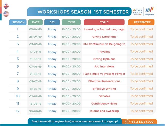 workshop-cambio