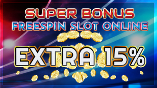 SUPER BONUS FREESPIN SLOT ONLINE