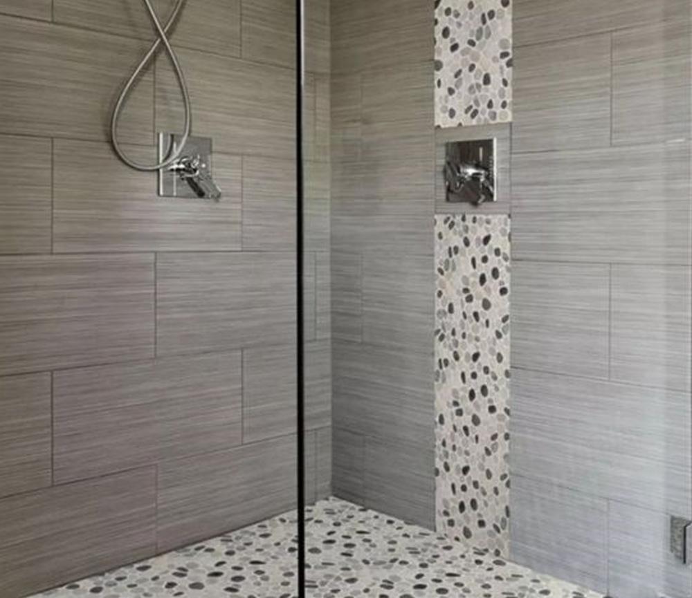 30 Amazing Natural Stone Floors For Bathroom Design Ideas 3