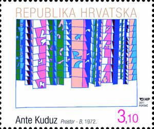 2011. year ANTE-KUDUZ-PROSTOR-B-1972-SVILOTISAK-U-BOJI-800-MM-X-600-MM-PRIVATNO-VLASNI-TVO