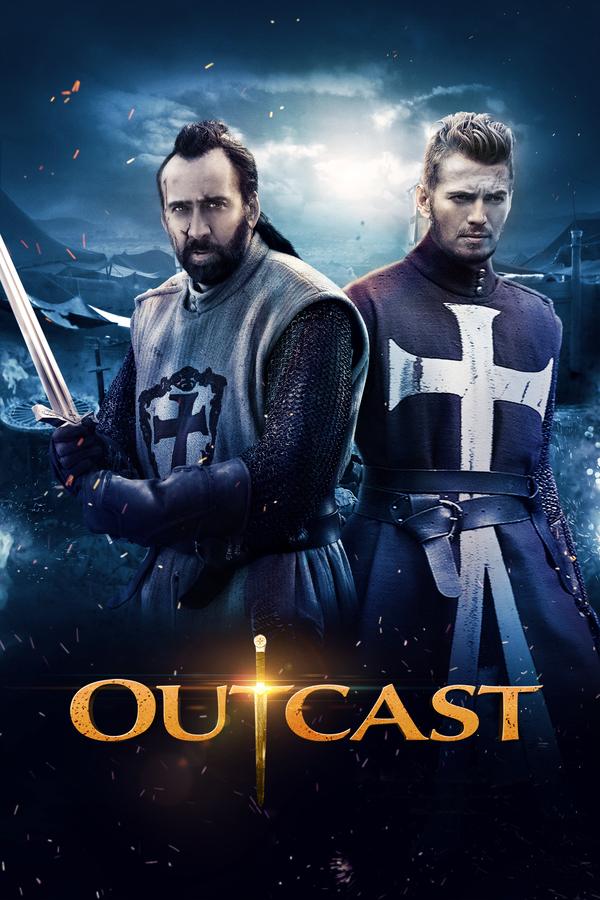 Outcast (2014) Dual Audio Hindi 720p BluRay x264 AC3 1GB ESubs