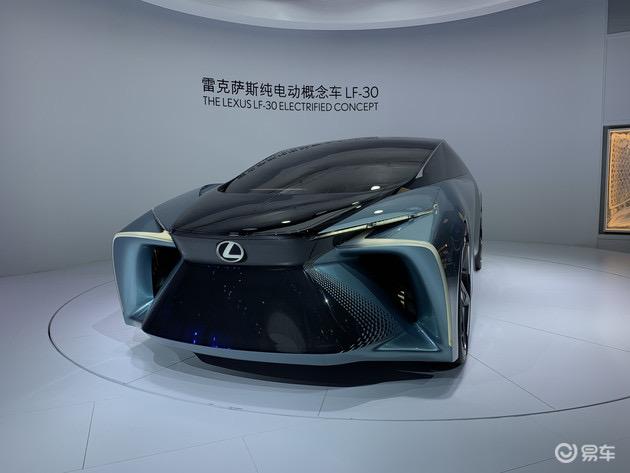 2019 - [Lexus] LF-30 Electrified Concept F70569-D1-2-D00-4-E97-8-A3-D-D5-D4-BD4-D7403