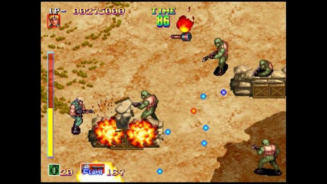 今日起,8款SNK人氣遊戲 在Prime Gaming免費上線! Ss-Shocktroopers
