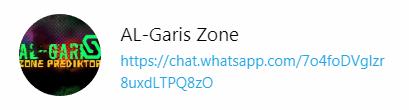 Algariszone Togel Group