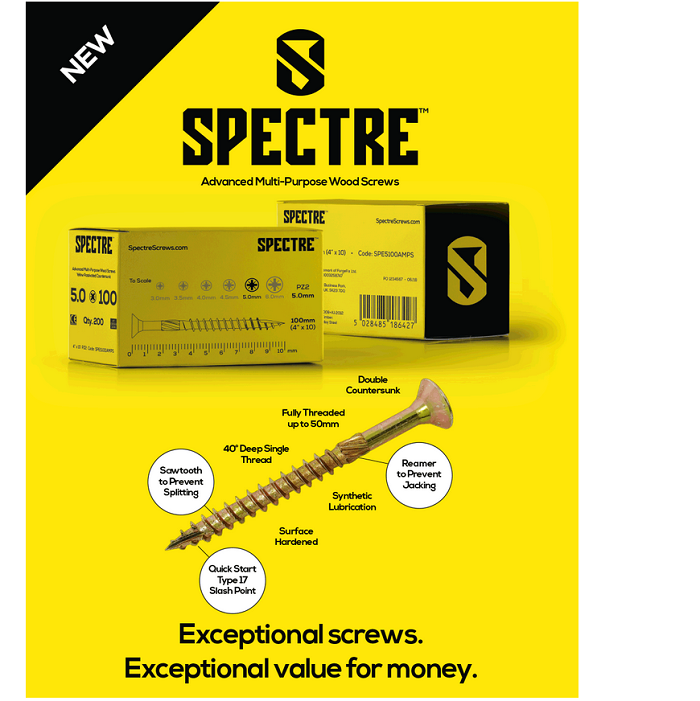 Forgefix-Spectre-XMS19-SPECTRE-Multipupose-Wood-Screws-Real-Deals-For-Y0u-Demo-Copy
