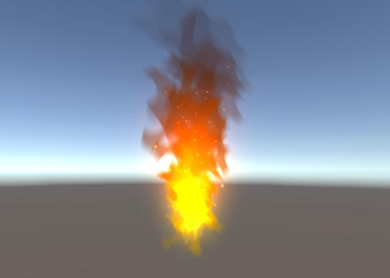 Particula de fogo grátis para download Fogo