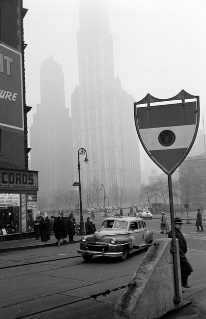 Fog-in-new-York-1950-6