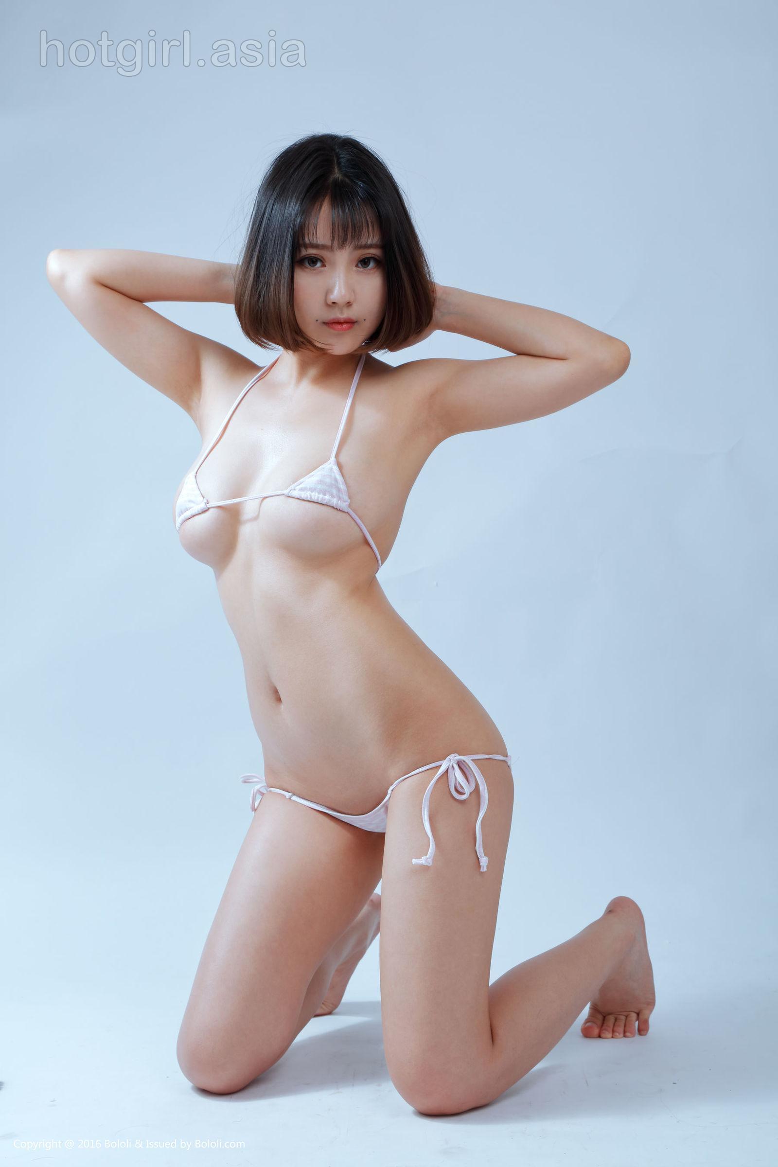 [Bololi 波罗 社] BOL.059 Little Witch Nana-Pink Bikini