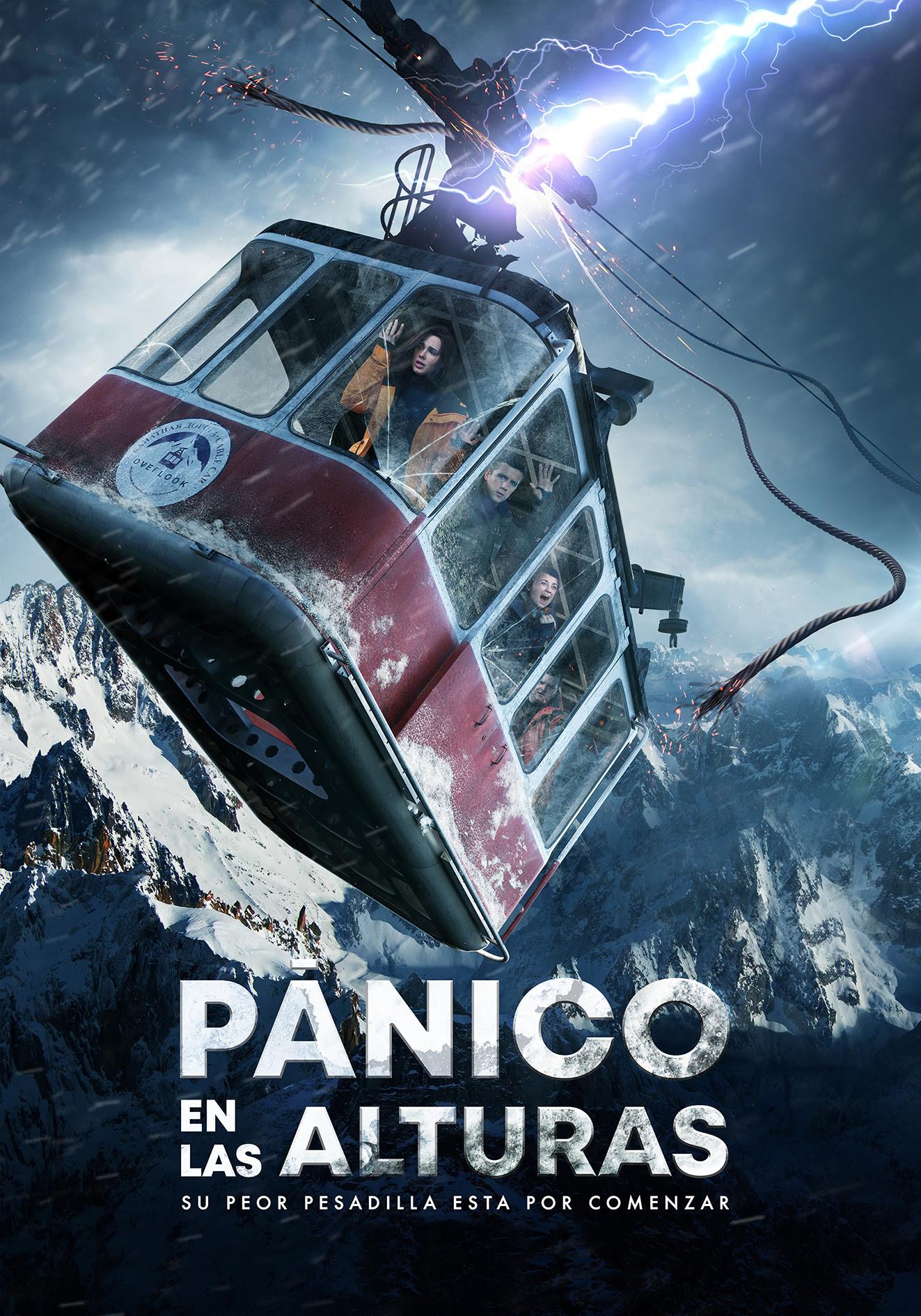 Pánico en las Alturas|Break|2019|720p|Latino