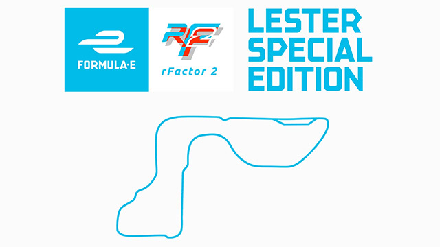 VRC Road To Indy - Round 4 - Lester