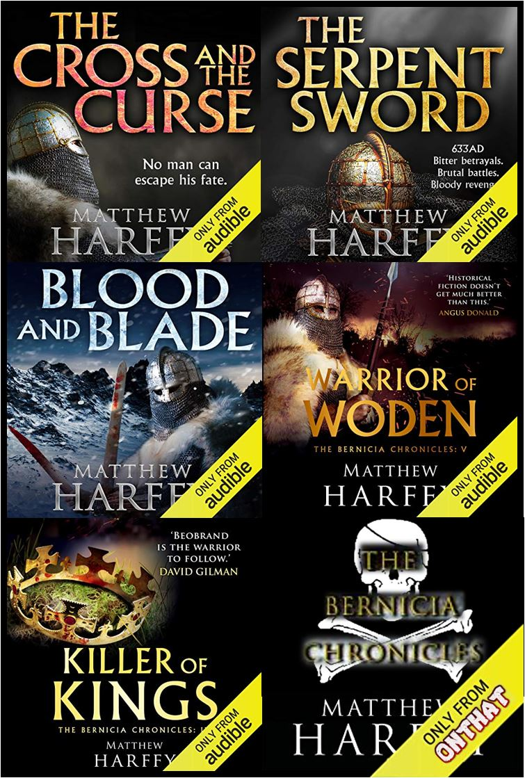The Bernicia Chronicles (Books 1-5) - Matthew Harffy