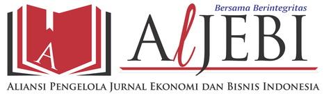 ALJEBI - Aliansi Pengelola Jurnal Ekonomi dan Bisnis Indonesia