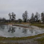 Благоустройство территории деревни Слепушкино в Наро-Фоминского церковном округе