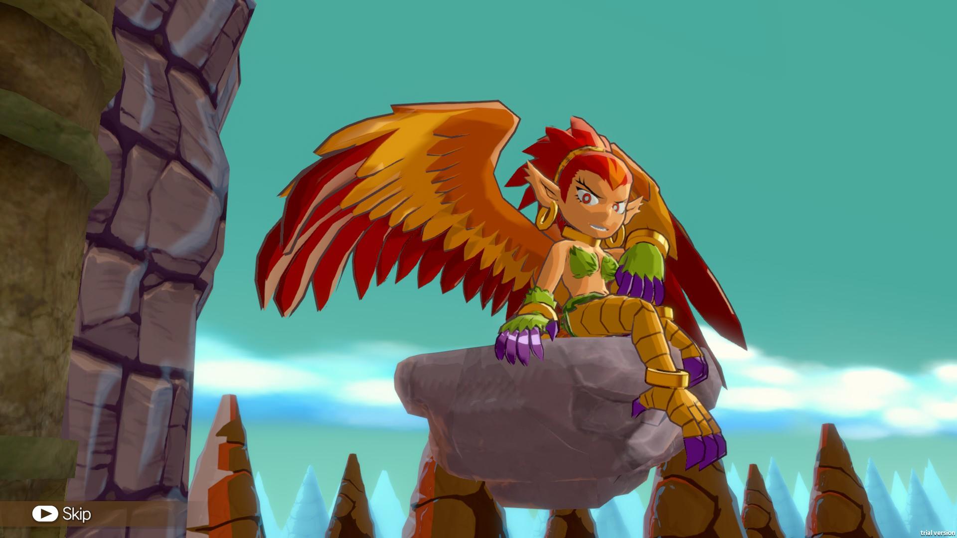 Wonder-Boy-Asha-in-Monster-World-Screenshot-1