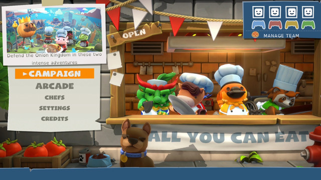 Topics tagged under 遊戲 on 紀由屋分享坊 Overcooked-All-You-Can-Eat-2021-02-15-21-007