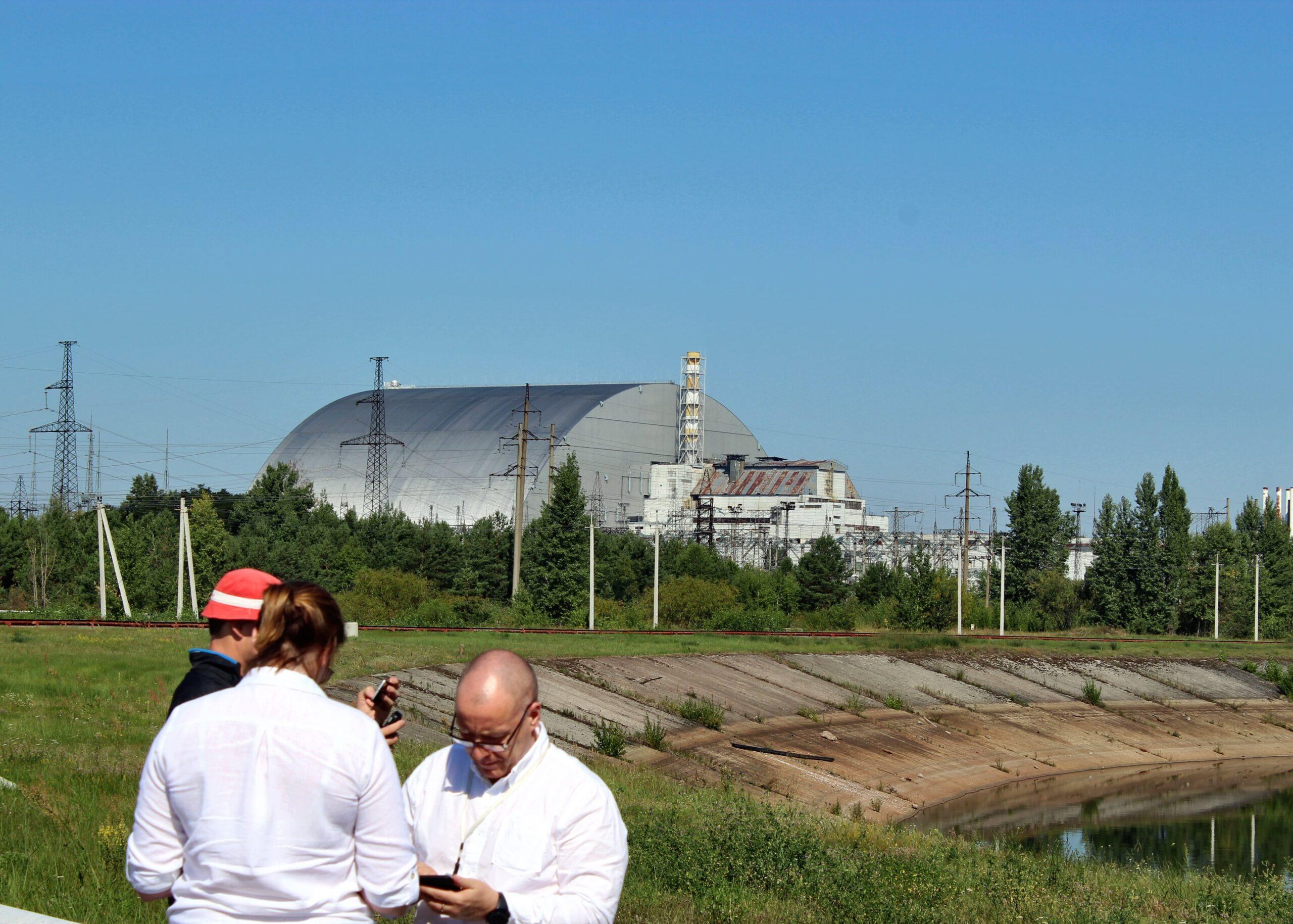 Trips to Chernobyl - wycieczki do Czarnobyla