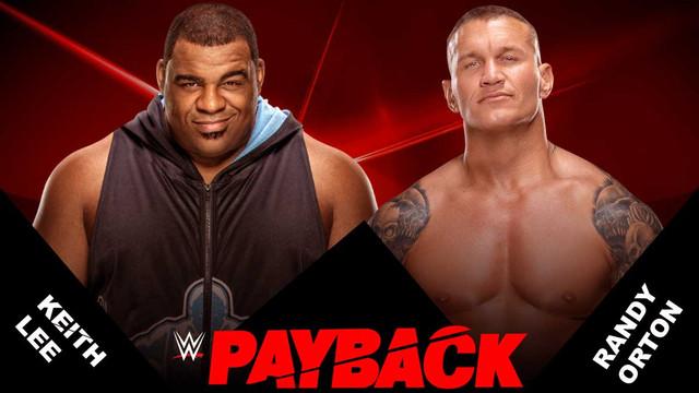 Orton vs Lee