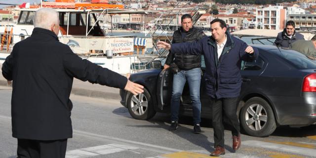 K. MΟΥΤΖΟΥΡΗΣ: Ο ΜΗΤΑΡΑΚΗΣ ΔΕΝ ΑΠΑΝΤΑ ΣΤΙΣ ΚΛΗΣΕΙΣ ΜΟΥ