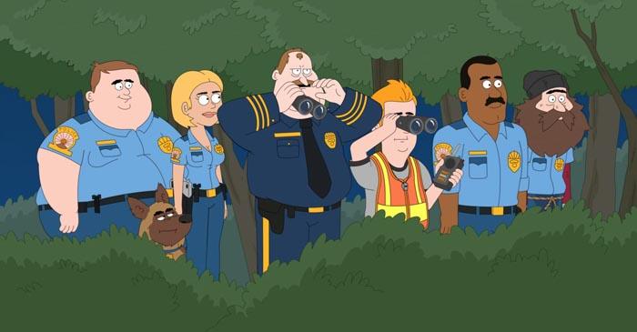 Полиция Парадайз