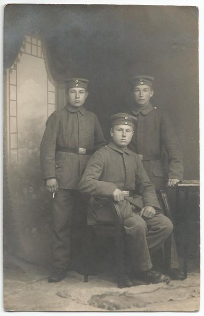 Zdj-cie-Micha-a-Boberskiego-w-wojsku