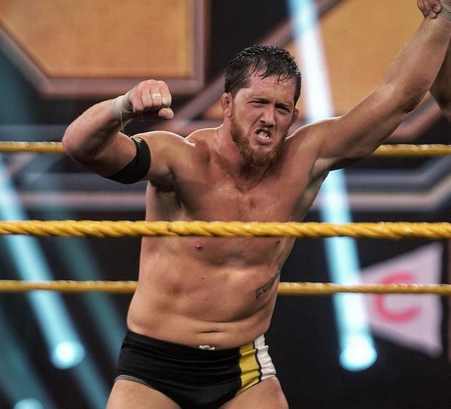 Kyle O'Reilly se enfrentará a Finn Bálor por el Campeonato Maximo de NXT