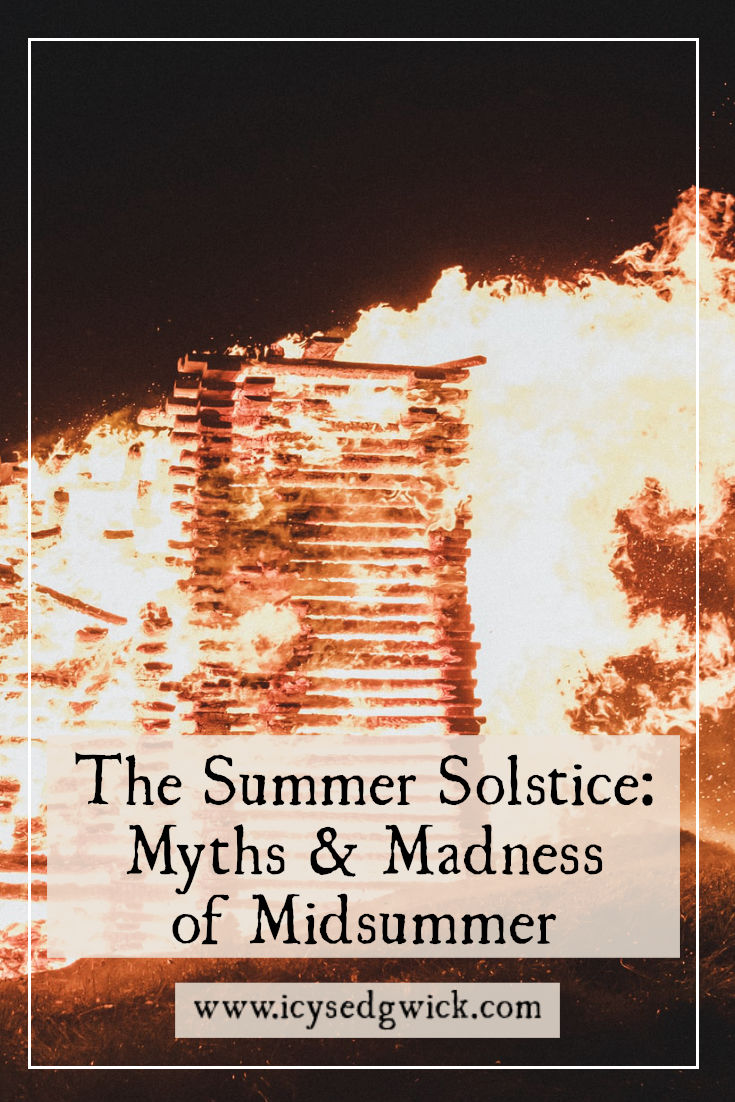 The summer solstice is often known as midsummer. But is it really an ancient pagan festival? Click here to learn some of the ways that it is celebrated.