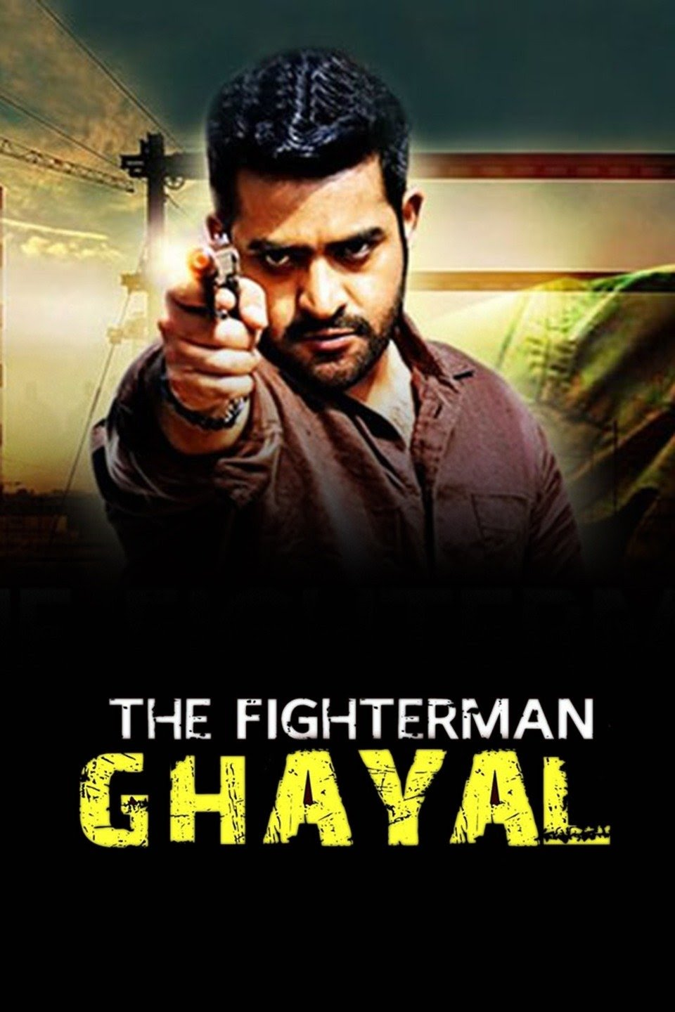 The Fighterman Ghayal (Ashok) 2021 Bengali Dubbed 720p HDRip 800MB Download
