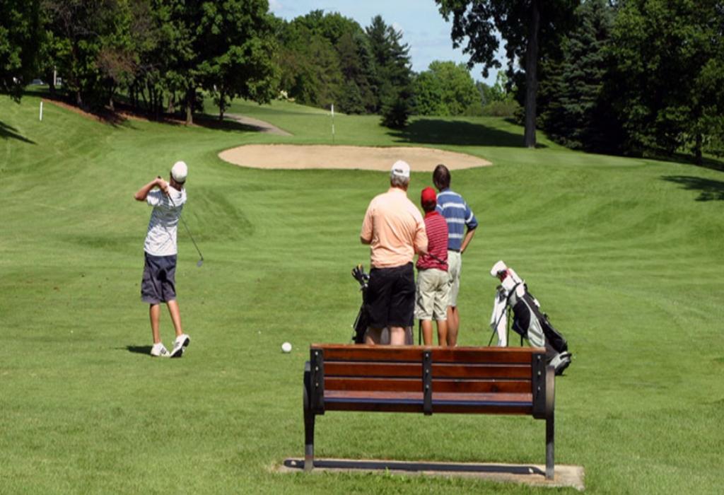 Snap Sports Golf League Champion