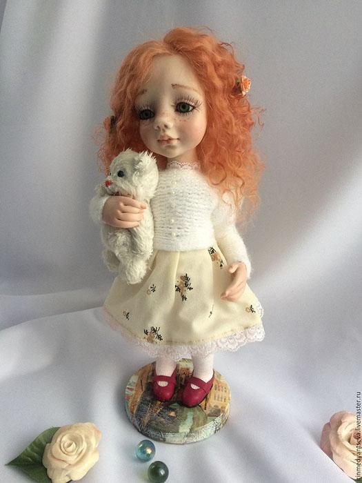 Куклы Ирины Медянцевой