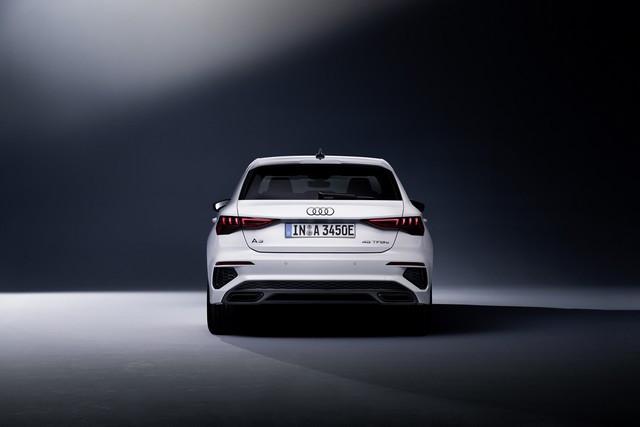 Hybride compacte avec une puissance de 245ch : l'Audi A3 Sportback 45 TFSI e A208939-medium