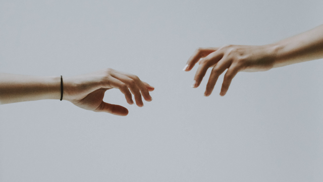[the hands]