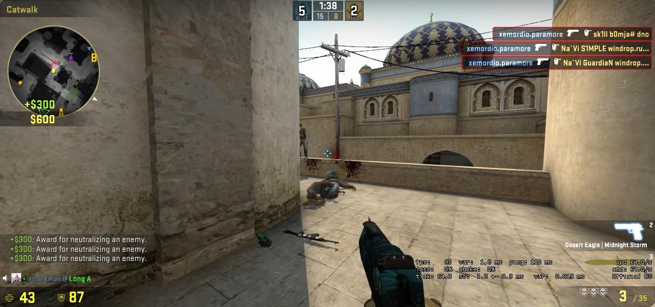 Counter-Strike: Global Offensive v1.36.6.1 (2013) [RePack]