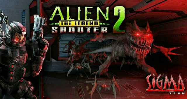 Alien Shooter 2 - The Legend (v.1.02) (2020) RePack от xatab