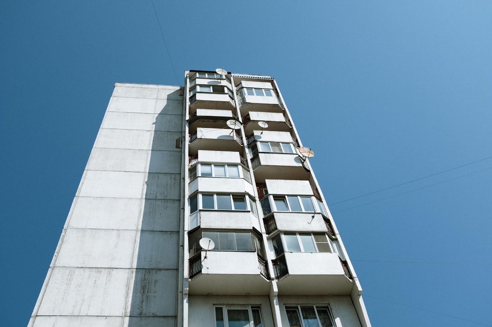 Правила перепланировок в панельных строениях