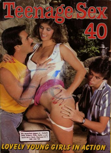Cover: Teenage Sex No 40
