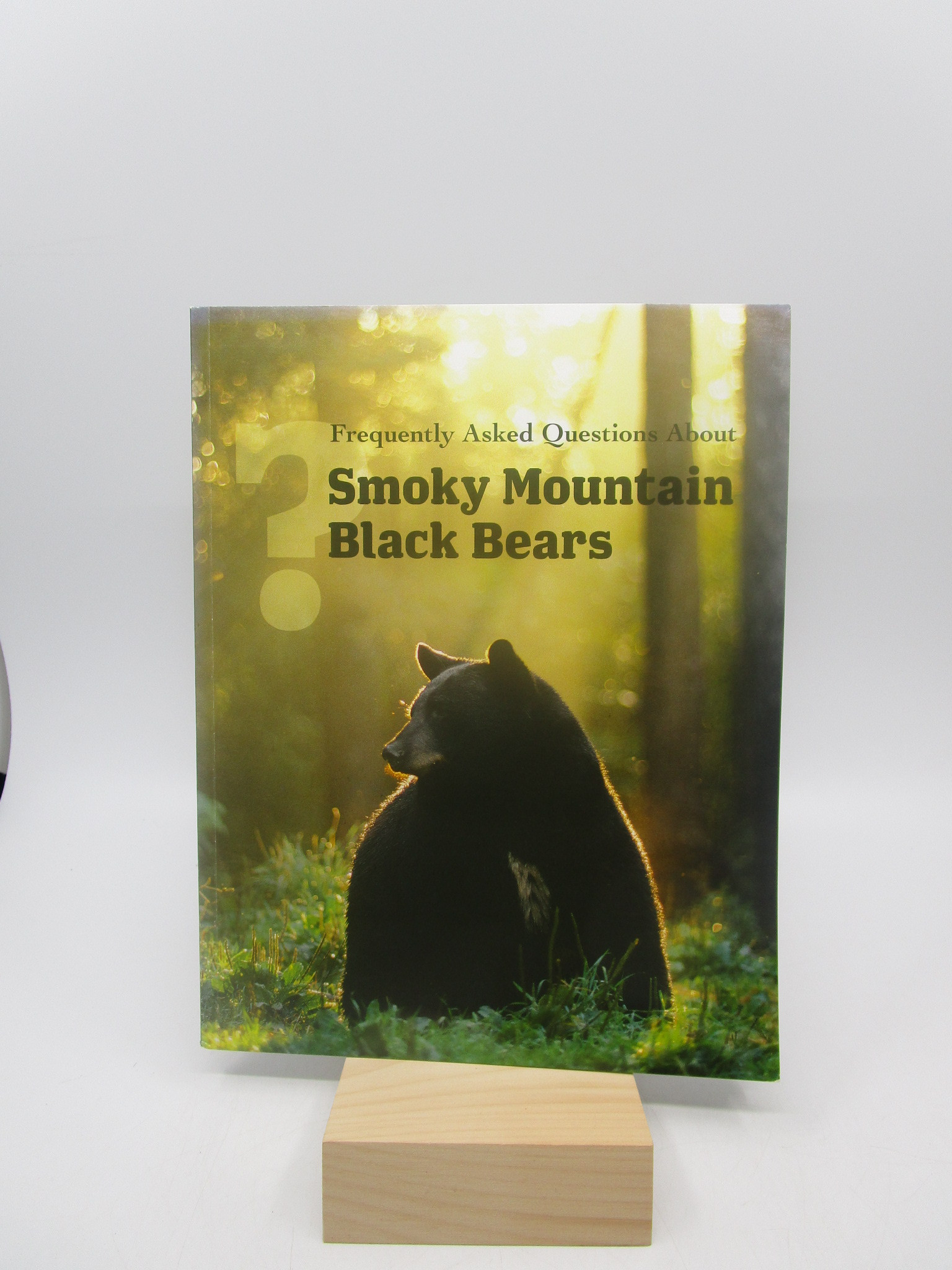 Image for Frequently Asked Questions About Smoky Mountain Black Bears