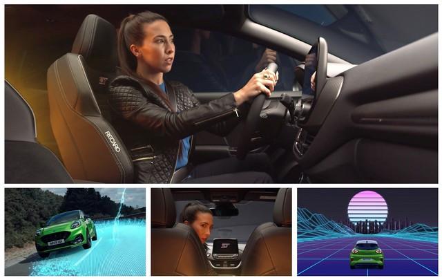 Ford innove avec une série de vidéos interactives dont vous êtes le héros pour présenter le tout nouveau SUV Puma ST FORD-PUMA-ST-REVEAL-FILMGRAB