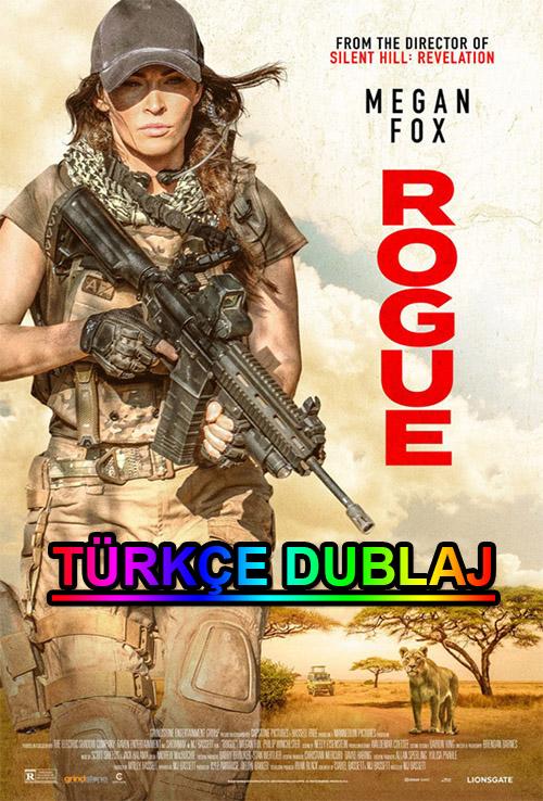 Rogue | 2020 | WEB-DL | XviD | Türkçe Dublaj | m720p - m1080p | WEB-DL | Tek Link