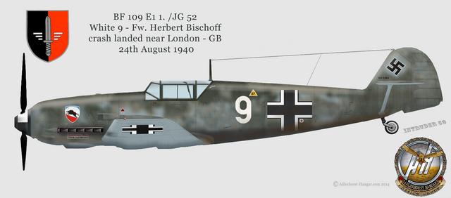 BF109-E1-1-JG52-Bischoff