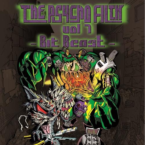 VA - The Psycho Filth Vol. 7 -Bit Beast- 2013