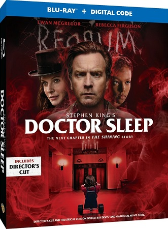Doctor Sleep (2019) Full Bluray AVC DTS HD MA DDN