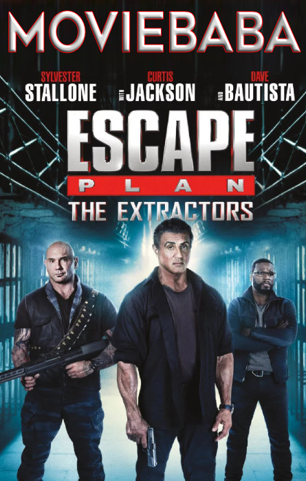 Escape Plan: The Extractors (2019) English 720p HD DVDRip x264 ESubs | Full Movie | Download | Watch Online
