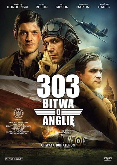303: Bitwa o Anglię / Hurricane: Squadron 303 (2018) PL.AC3.DVDRip.XviD-GR4PE | Lektor PL